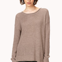 Classic Relaxed Fit Sweater