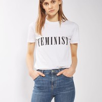 Feminist T-Shirt by Tee & Cake | Topshop