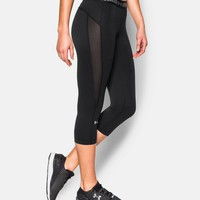 Women's UA HeatGear® CoolSwitch Capri | Under Armour US