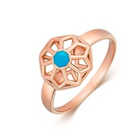 Origins Octagonal Ring | Cred Jewellery