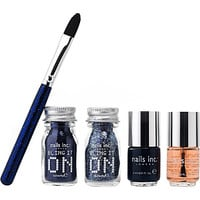 NAILS INC - Bling it on midnight | selfridges.com