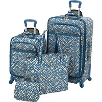 Waverly Boutique Paddock 4pc Luggage Set - eBags.com