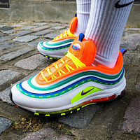 Nike Air Max 97 London Summer of Love basketball shoes sneakers