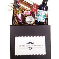Beard Care And Moustache Care Gift Set