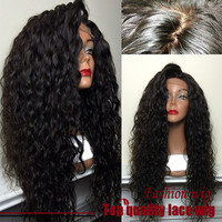 Celebrity Style Curly Wig