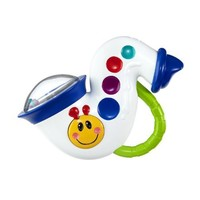 Baby Einstein Music and Rattle Saxophone