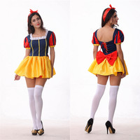 Halloween Costume Princess Games One Piece Dress [9211522244]