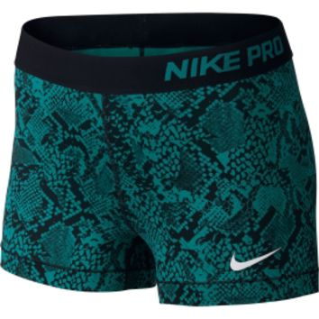 Nike Women's 3'' Pro Vixen Heights Printed Compression Shorts   DICK'S Sporting Goods
