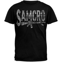 ONETOW Sons of Anarchy - Rifle Logo T-Shirt