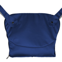 Diaper changing pad diapers bag baby nursery blue