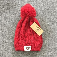 UGG: fashion men's and women's knitted cap lovers cap Tagre™