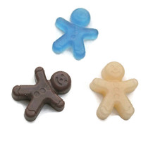 gingerbread man soap, gingerbread man favors, christmas soap, christmas favors, cool Christmas presents, kids stocking stuffer, student gift