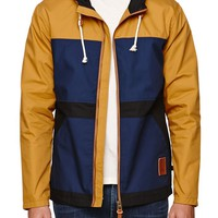Rusty Start Up Jacket - Mens Jacket - Blue