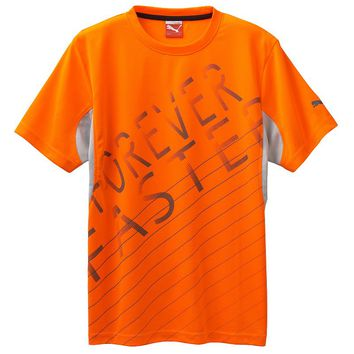 PUMA ''Forever Faster'' Tee - Boys