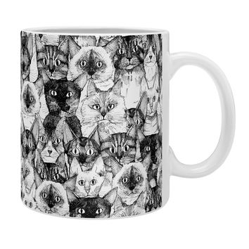 Sharon Turner just cats Coffee Mug