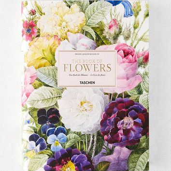 Redouté: The Book of Flowers By H. Walter Lack | Urban Outfitters
