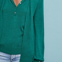 Rhinebeck Tie-Neck Pullover