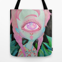 Postcard from Venus Tote Bag by LOll3
