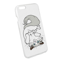 Ragdoll Cat On White - Pet Snap On Hard Protective Case for Apple iPhone 6