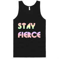 stay fierce tank top
