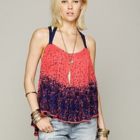 Free People FP ONE Tribal Print Tank