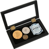 Gringotts Bank Coin Collection by Noble Collection   HarryPotterShop.com