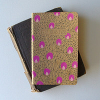 moleskine notebook - best ideas ever, hand painted, illustrated, pocket notebook
