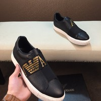 2020 New A X Armani Exchange Men's Low Top Lace Up Sneaker Armani Exchange Men's Dip Dye Knit Sneaker best quality all size and colors