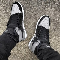 KU-YOU AIR JORDAN 1 SHADOW