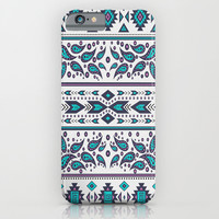 Tribal design mix iPhone & iPod Case by Tjc555