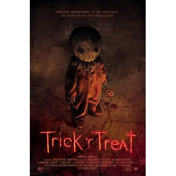 Trick 'r Treat 11x17 Movie Poster (2008)