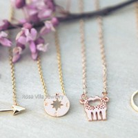 Compass Necklace - Direction of Life