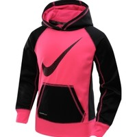 Nike Girls' Swoosh Fleece Hoodie | DICK'S Sporting Goods