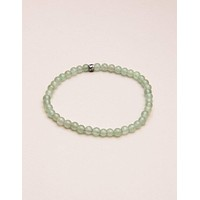 Green Aventurine Mini Energy Gemstone Bracelet