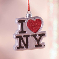 I Heart NYC Christmas Ornament | Urban Outfitters