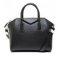 Givenchy Small Grained Goat Leather Antigona Bag