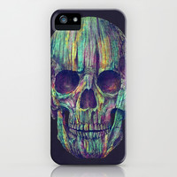 Dark Skull iPhone & iPod & Samsung Galaxy S4 Case
