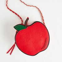 ModCloth Quirky, Food, Fairytale, Fruits, Scholastic Daily Serving of Cute Bag