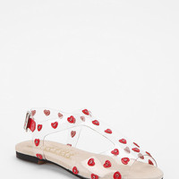 Urban Outfitters - F-Troupe Plastic Heart Sandal