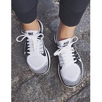 """NIKE"" Women Men Fashion Running Sport Casual Shoes Sneakers"