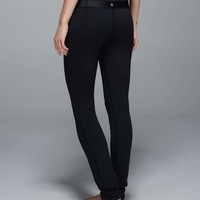 Skinny Groove Pant *Full-On Luon (Brushed)