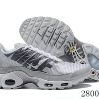 Hcxx 19July 1219 Nike Air Max Plus TN SE AT0040-003 Retro Sports Flyknit Running Shoes