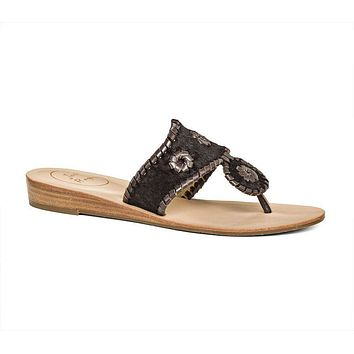 Safari Capri Sandal in Espresso by Jack Rogers