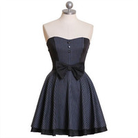 be true to yourself strapless dress by Steady Clothing - $79.99 : ShopRuche.com, Vintage Inspired Clothing, Affordable Clothes, Eco friendly Fashion
