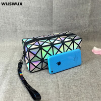 OPAL FERRIE - WUSWUX New Laser Diamond Makeup Bag