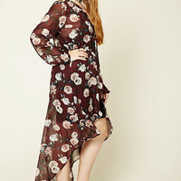Plus Size Semi-Sheer Tunic