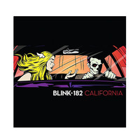 Blink-182 - California Vinyl LP Hot Topic Exclusive