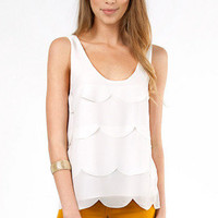What's The Scoop Tank $35