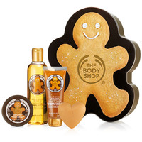 Festive Small Ginger Sparkle Gift Set   The Body Shop ®