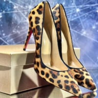 Hot style is popular and comfortable with all seasons high heels